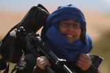 Sylvie also known as the berber birder