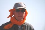Philippe - The orange necked swiss tourist