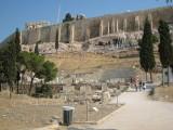 2008_07_04 Athens Acropolis and Zeus Temple