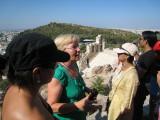 2008_07_16 Athens Acropolis Tour, Changing of Guards