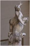 Loggia dei Lanzi / Florenz