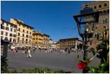 Piazza della Signoria / Florenz