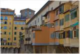 Ponte Vecchio / Florenz