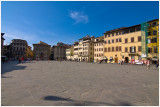 Piazza dei Croce / Florenz