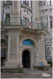 Entrance Hausmannsturm