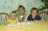 1991-Coloring Easter Eggs