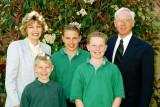 1996 - Easter Family Portrait
