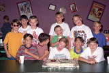 1994 - Silly Group Photo at Robert's Birthday Party