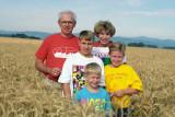 1994 - Grandfather's Wheat Field