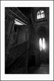 Dans la cathédrale de Rouen