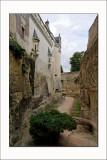 Chateau de BrezeDouves sèches