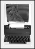 Machine à écrireérotique