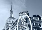 New York City in Monochrome