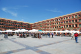 Cordoba. Plaza de la Corredera