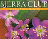 Hepatica, Sierra Club Wildflower Calendar, 1998