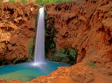 Mooney Falls, Havasu Canyon, AZ