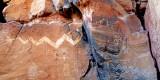 Snake pictographs, AZ