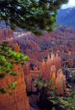 Hoodoos, Bryce Canyon, UT