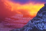 (GC10) Sunrise, Grand Canyon, AZ
