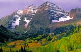 (CR21) Maroon Bells, Aspen, CO