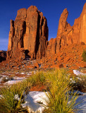 (MV11) Cly Butte, Monument Valley, AZ