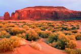 (AR11) Rain God Mesa, Monument Valley, UT/AZ