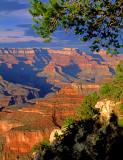 (GC20) Yavapai Point, Grand Canyon, AZ