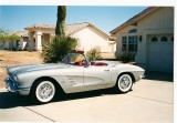 Jerry & Rochelle's Corvette