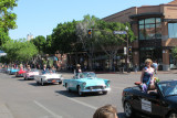 Thunderbirds and Ms Senior Arizona in the Shriners Parade