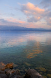Lake Geneva Reflections