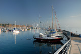 The Ouchy Marina
