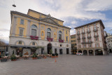 A Quiet Piazza della Riforma