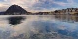 Monte San Salvatore and Lugano