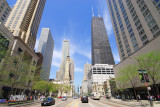 Michigan Avenue at Water Tower Place