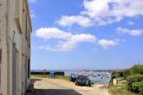 Locmaria harbour
