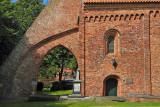Bierum - N.H. Kerk steunbeer