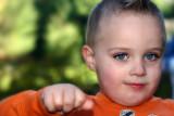 Liam Turns Three