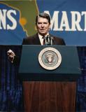 President Ronald Reagan/ Political