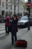 Paris is Red