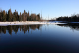 Millecoquins River ...Winter