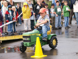 Traktorenrennen - Familiebrugg Menzingen 23.08.2008