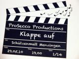ProSecco: Klappe auf