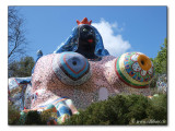 Niki de Saint Phalle: Il giardino dei tarocchi / The Tarot Garden