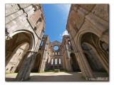 abbazia di San Galgano / Cappella di Montesiepi