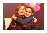 Big hug, March 2009