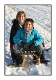 First snow, December 2009