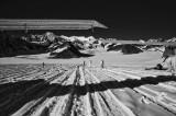 Ruth Glacier Below Denali