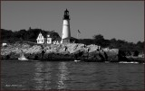 Portland Head Light / Portland Maine USA