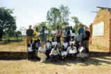 Farmer to Farmer certificates at Luka Mubanga