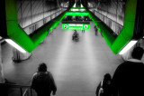 metro - green line